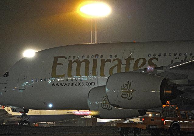 阿联酋航空飞机