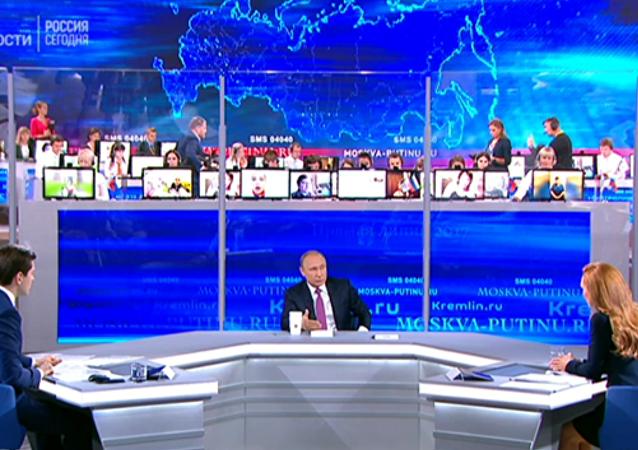 专家:普京已为参选2018年俄罗斯总统大选做好准备