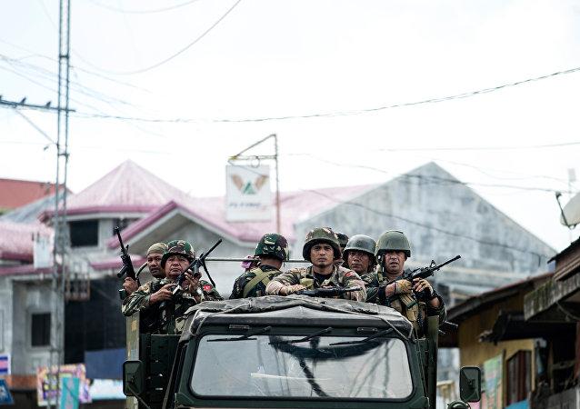 菲律宾最高法院支持在该国南部实施戒严