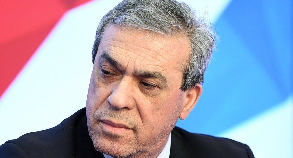 巴勒斯坦驻俄大使诺法尔