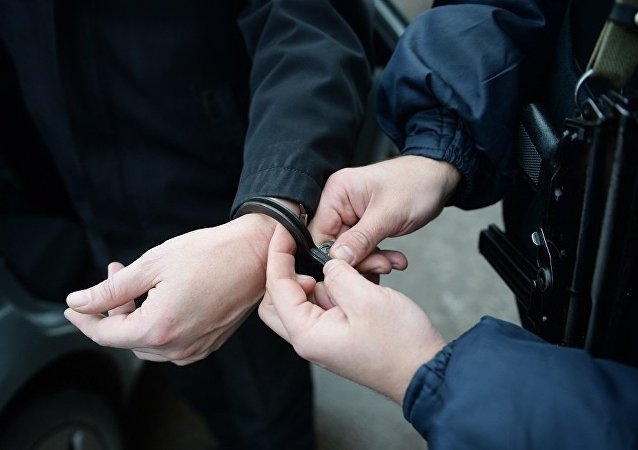 """俄内务部: 2016年俄境内近50名""""黑老大""""遭逮捕"""