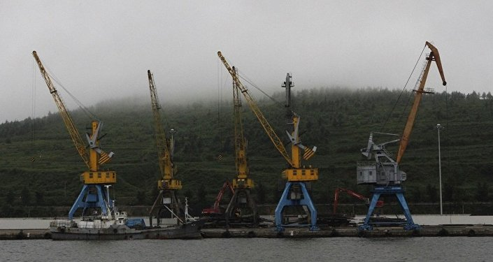 俄总领馆:俄游艇在朝鲜被扣一事已得到解决