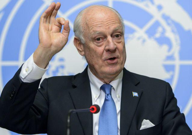 联合国叙利亚问题特使:新一轮叙利亚谈判将于7月10日在日内瓦开始