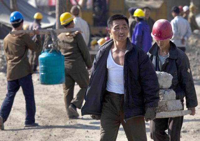 俄远东发展部:为朝鲜劳工提供3200个工作配额