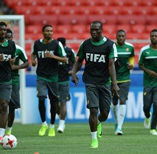 喀麦隆国家队
