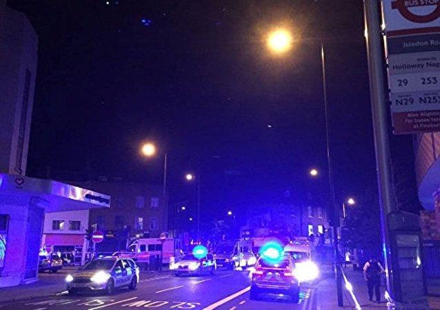 英国穆斯林委员会:伦敦撞人货车司机受仇伊情绪驱使