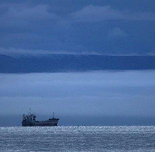 在中国港口停留近两月的俄船员求助回国