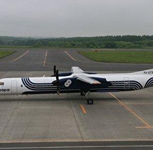 首个日本赴南千岛群岛包机航班因天气原因被取消