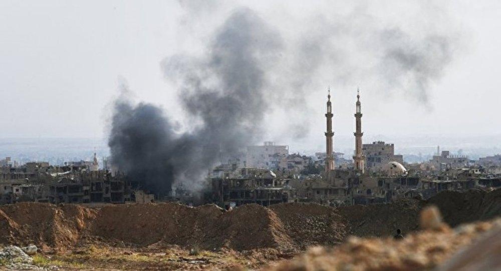 媒体:伊朗导弹袭击叙境内恐怖分子已预先征得叙政府同意