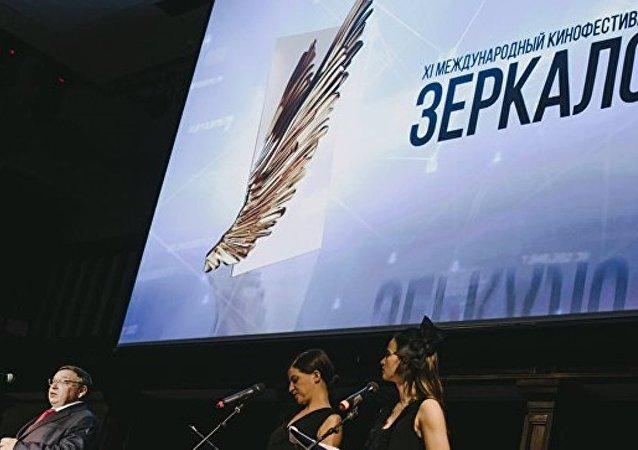 """俄中两国电影并列荣获""""镜子""""电影节大奖"""