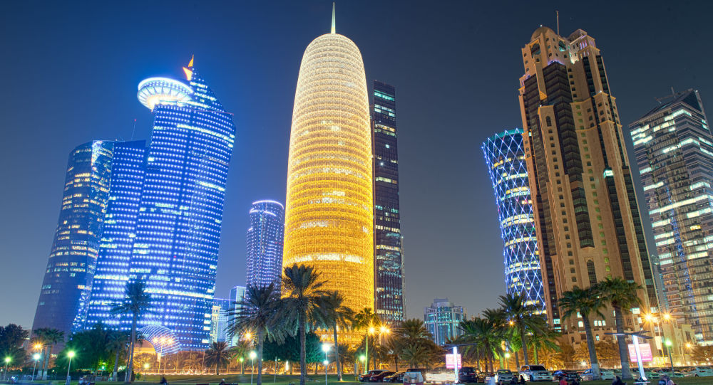 卡塔尔外长称无人能更换该国政权