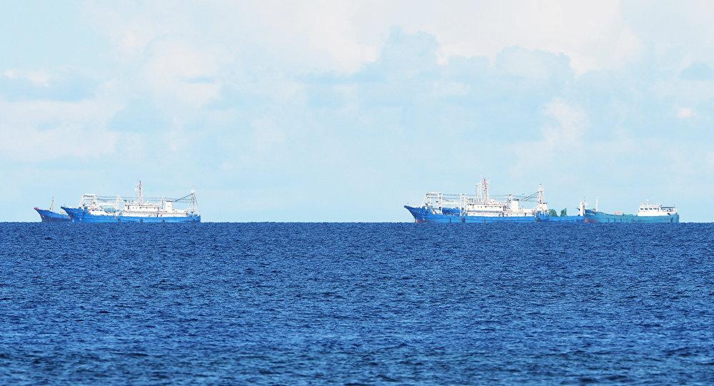 俄专家:中国为何已在南海获胜?