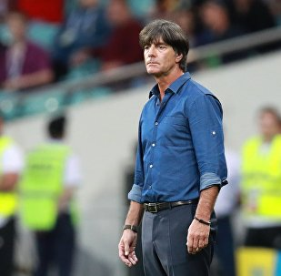 德國主教練約阿希姆·勒夫