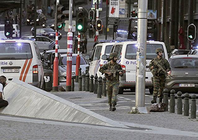 媒体:制造布鲁塞尔火车站恐袭的男子已死亡
