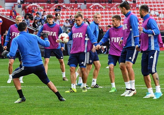 考驗實力的時候到了!聯合會杯俄羅斯隊將對陣葡萄牙隊