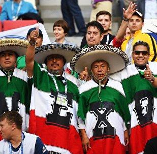 墨西哥球迷聯合會杯唱歧視性歌曲 墨足協遭FIFA警告