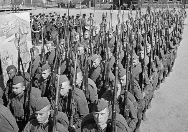 俄国防部中央档案馆公开伟大卫国战争期间几乎所有案卷