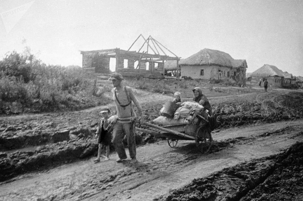 难民,1941年6月