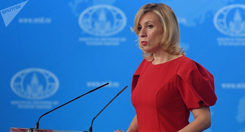 俄外交部发言人:美可能涉嫌向叙境内恐怖分子提供化武令人震惊