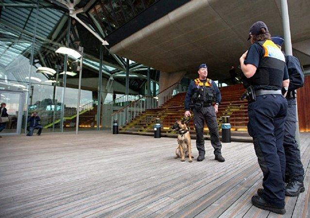 比利时警察