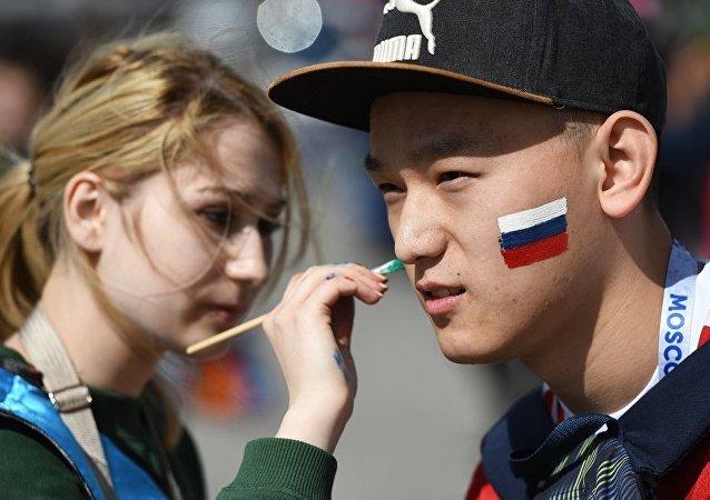 俄葡巔峰戰引爆聯合會杯節點 俄國家軟實力引中國球迷盛贊