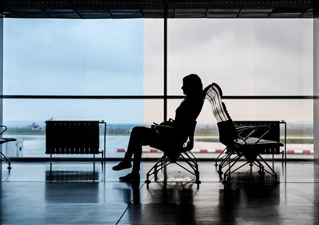 一架广州飞莫斯科客机因乘客不适降落在叶卡捷琳堡