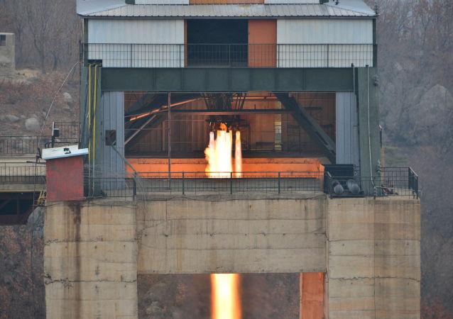 媒体:朝鲜或可通过黑市获得乌克兰产火箭发动机