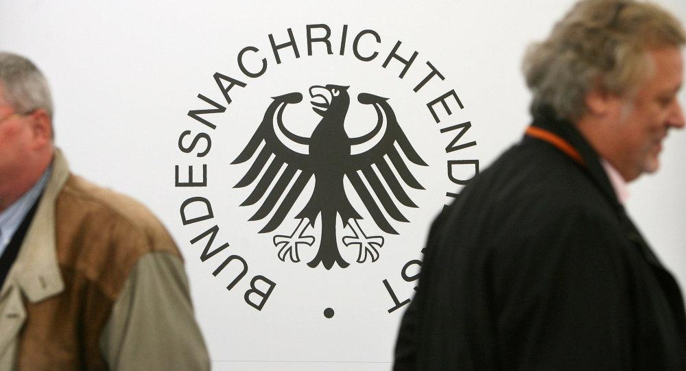 德国联邦情报局