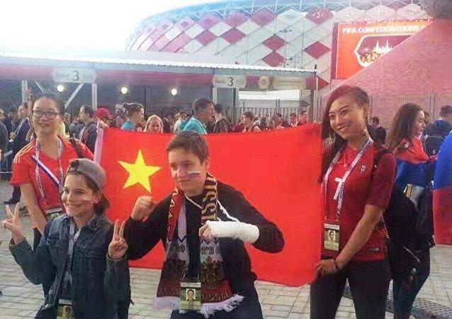 中国在2018世界杯现阶段购票人数中领先