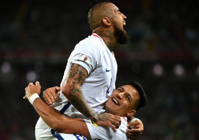 智利点球战胜葡萄牙