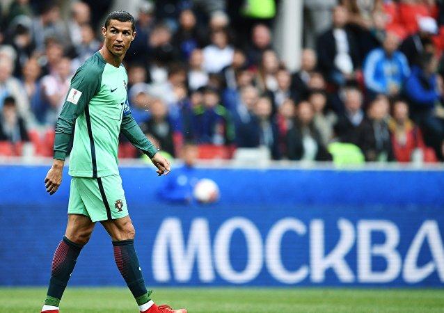 罗纳尔多:希望赢得2018年喀山世界杯