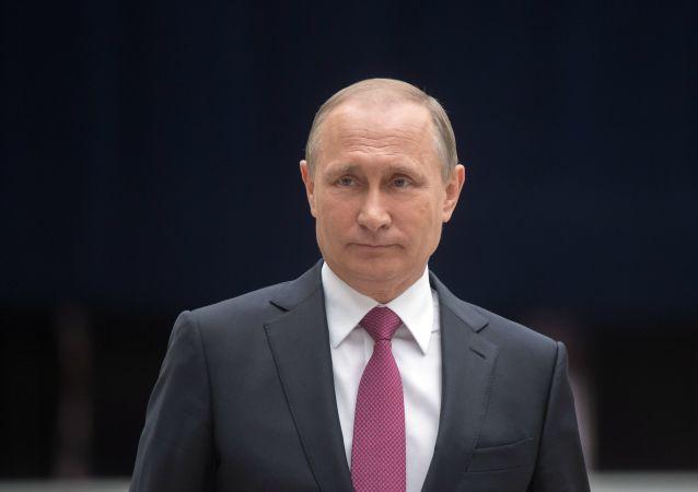 俄罗斯总统 普京