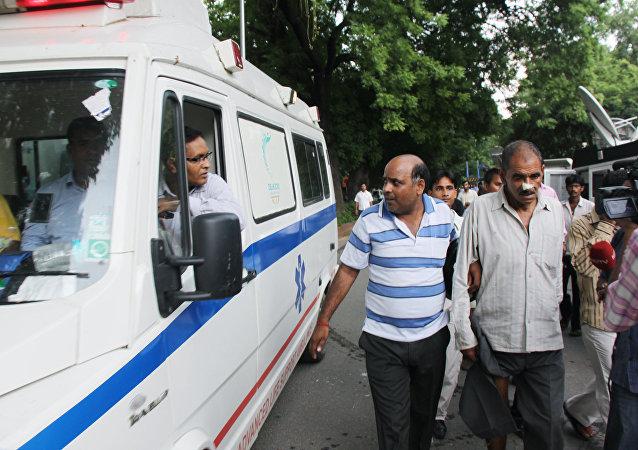 印度缆车事故受困150人已经全部获救
