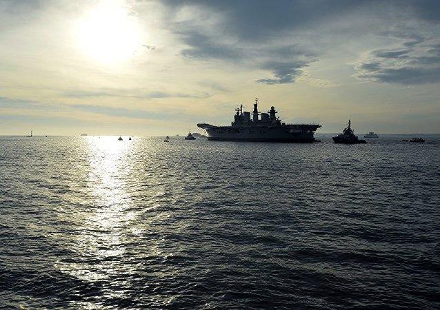 英国皇家海军航母