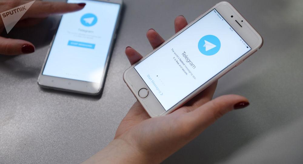 俄安全局:俄境内恐怖分子积极使用即时通讯工具Telegram进行联络