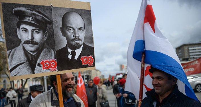 民调:俄罗斯人评选本国史上最伟大人物 普京列宁榜上有名