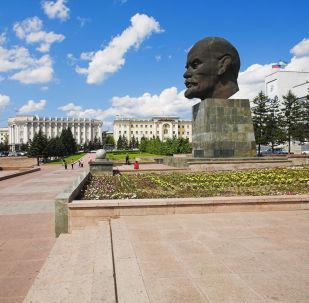俄羅斯數千座列寧紀念碑在十月革命100週年前夕被恢復