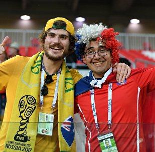 澳大利亚球员称联合会杯气氛超级嗨