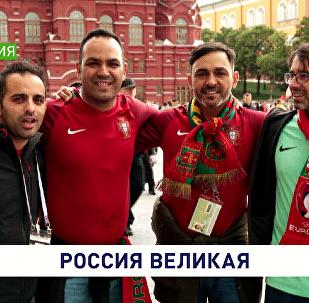 自智利、阿根廷和其它国家的球迷们对俄罗斯主办联合会杯情况做出了这样的评价。