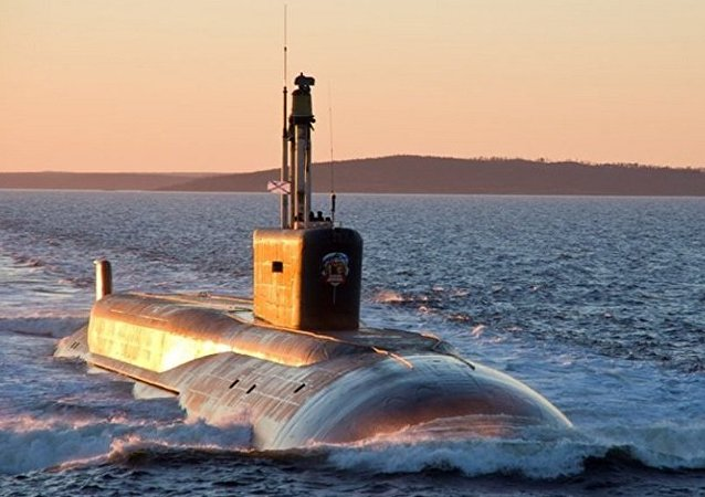"""955A型""""北风之神""""级核潜艇"""