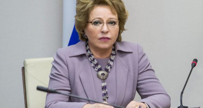 马特维延科或将在圣彼得堡会见朝鲜最高人民议会副议长