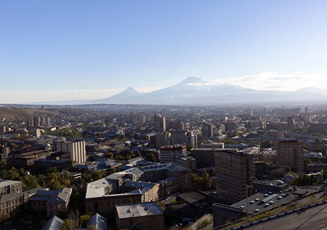 亚美尼亚首都埃里温