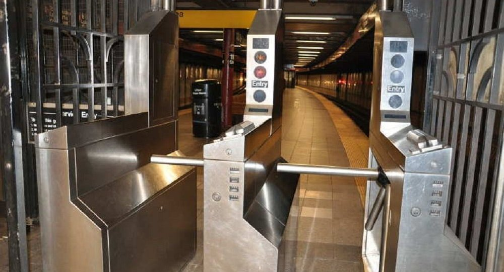 美国纽约地铁