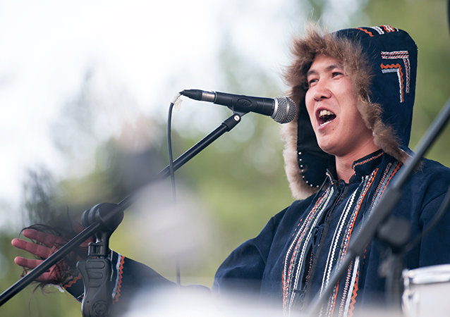 「遊牧人聲音」音樂節