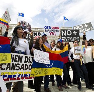 委内瑞拉总统希望召集33国领袖紧急峰会讨论该国局势