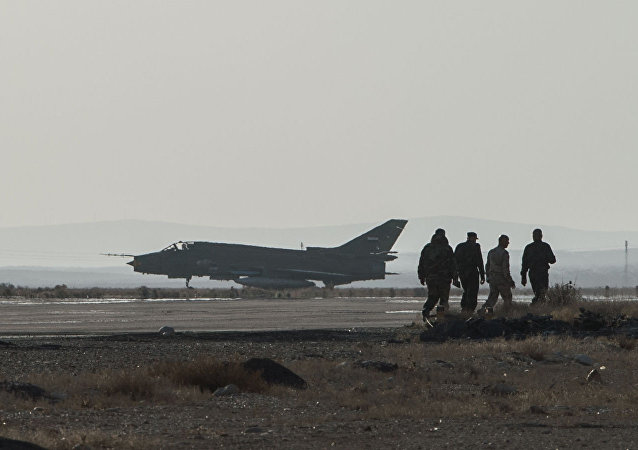 叙利亚苏-22
