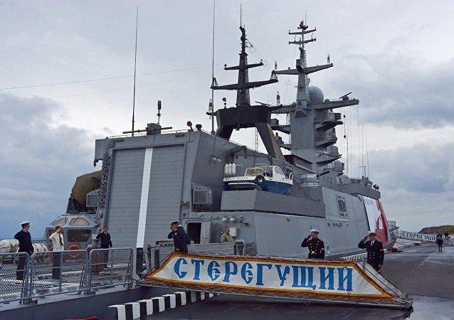 """20382型""""虎""""式护卫舰"""