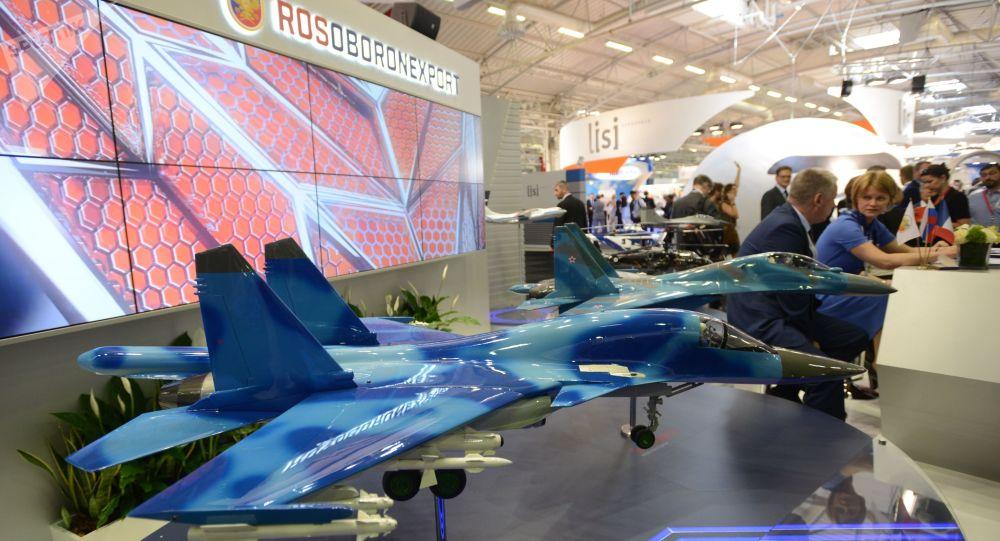 俄罗斯2017年上半年出口航空装备价值约20亿美元