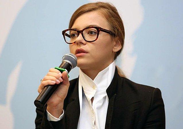 纳斯塔西娅·杰耶娃