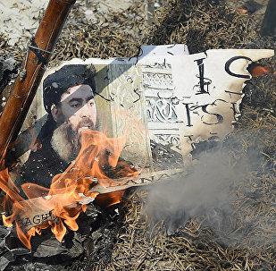 伊拉克内务部并未确认伊斯兰国组织头目巴格达迪被消灭的信息